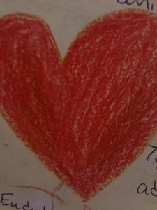 Pintando corazón | Desayuno Con Charlotte