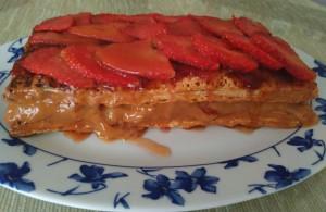 Tarta de fresas | Desayuno Con Charlotte