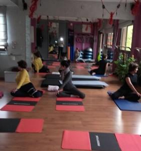 Clases de yoga | Desayuno Con Charlotte