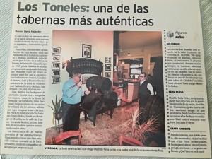 Los Toneles | Desayuno Con Charlotte